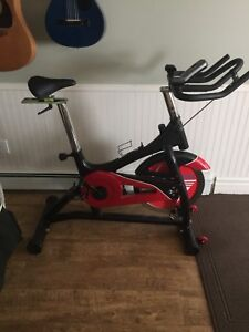 Stationary Spin Bike