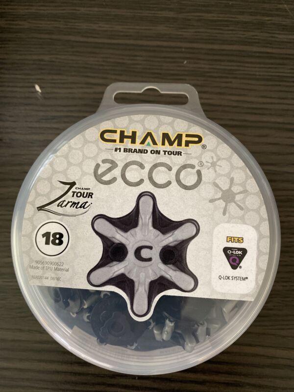 Ecco Champ Zarma Golf Spikes (Q-lock System)