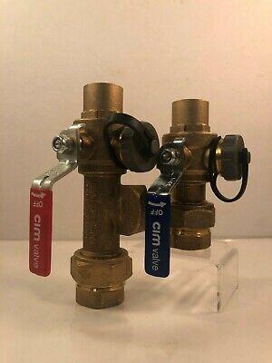 Tankless Water Heater Kit Cim461nl Kit - 34 Sweat Lead-free
