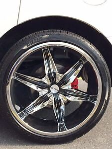 SPRING IS COMING!!  Mag Tires & Rims Pckg.
