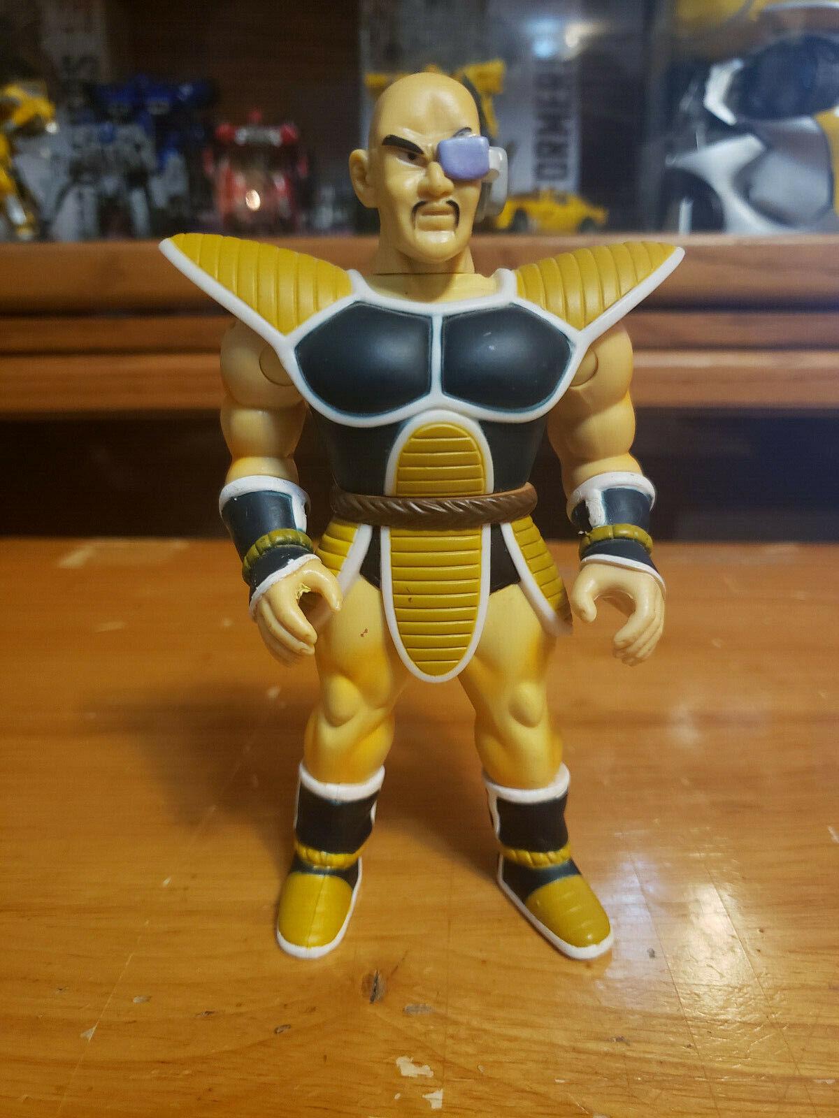 Character:Nappa:BANDAI Dragonball Z  and Dragon Ball GT super battle collection AB Toys & Irwin