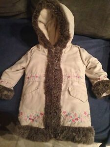 Toddler coats size 3-4