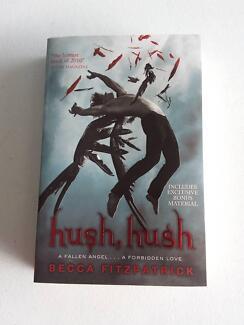 HUSH , HUSH  BY BECCA FITZPATRICK