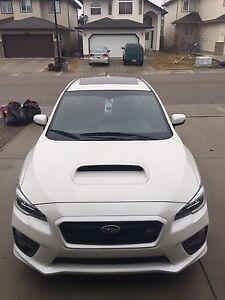 Subaru wrx sti sport tech