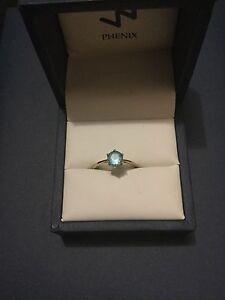 9ct brand new blue topaz ring Orelia Kwinana Area Preview