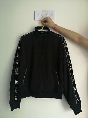 KAPITAL Ska Tape Track Jacket - Black (Brand New) Size 3 Large