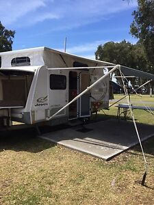 For HIRE Comfortable family caravan with bunks. Sleeps 8 Redhead Lake Macquarie Area Preview