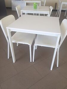 $100 table and 2 chairs