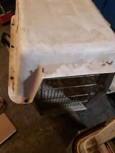 Medium Crate and other Small dog accessories  for sale