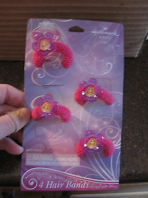 Disney Tangled 4 hair bands party favors  (J1)