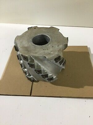 Spiral 4 Moulder Head. Carbide Inserts. 1316 Bore Size