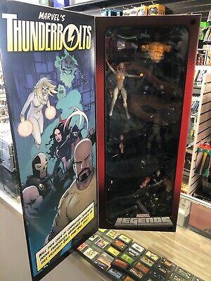 Rare Marvel Legends 2013 Thunderbolt Set SDCC 2013 Comicon Exclusive 5 Figures