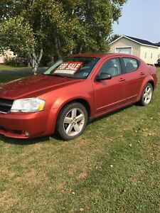 2008 Dodge Avenger SXT Flex Fuel