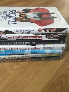 How i met your mother (saisons 1 à 7) dvd
