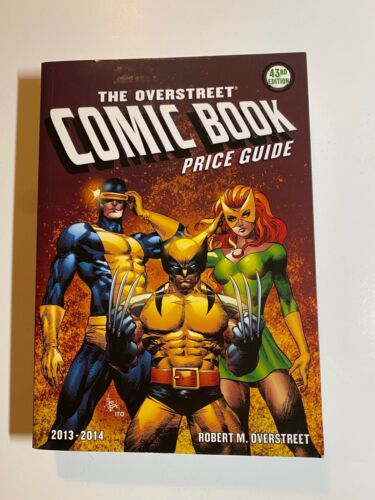 Overstreet Comic Book Price Guide 43rd Edition 2013-14