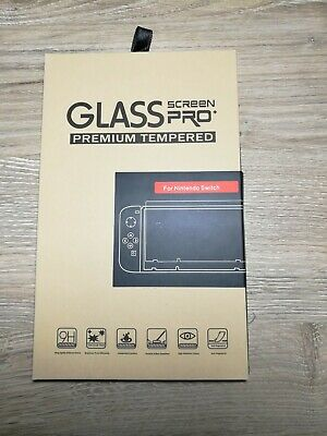 HD Nintendo Switch Screen Protector 9H Tempered Glass Clear