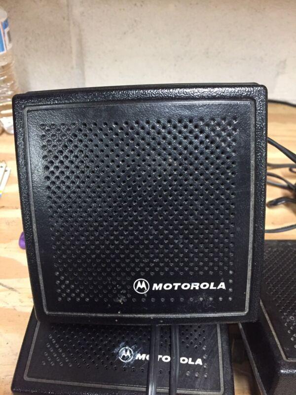 Motorola HSN4031A External Speaker W/out Bracket