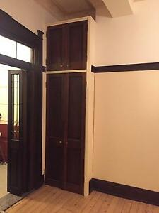 Cedar wardrobe doors Potts Point Inner Sydney Preview