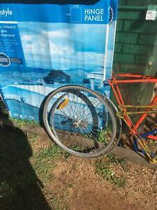 Road bike frames vintage