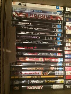 A mix of 20 Movies for $10.00 - get in quick Ashford Inverell Area Preview