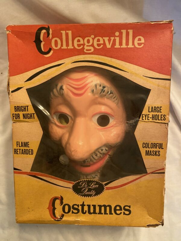 Vintage Collegevill Costumes Hobo Costume
