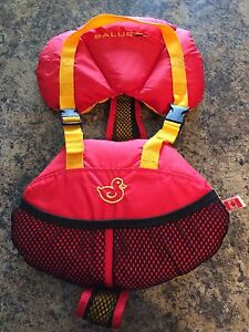 Baby floatation vest