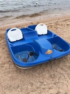 Paddle Boat  SOLD PPU