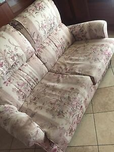 Electric recliner chair + 2 seater lounge Morphett Vale Morphett Vale Area Preview
