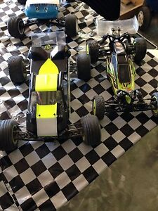 Losi 22 buggy & truck