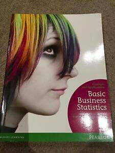 Basic Business Statistics: Concepts and Applications 3E Carrum Downs Frankston Area Preview