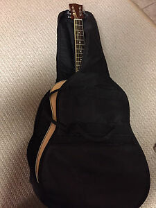 Academy Acoustic guitar with bag