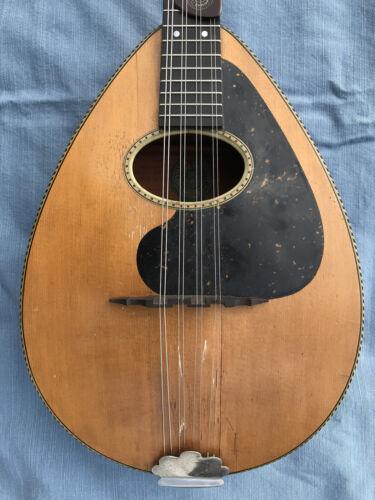 Antique Vintage Weymann Mandolin Model #20