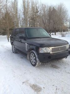 2006 Land Rover Range Rover Loaded Leather