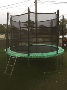 8 ft vuly trampoline Willmot Blacktown Area Preview