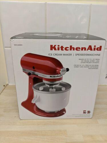 KitchenAid Ice cream maker, stand mixer attachment BNIB P1