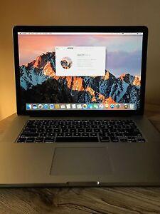 "MacBook Pro 15"" Retina Mid-2014 2.8GHz/1TB SSD/16GB RAM *LIKE NEW Camberwell Boroondara Area Preview"