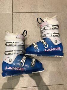 Botte de ski Lange fille