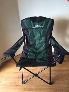 Adventuridge Camping Chair - Green ** Garage Sale !! **