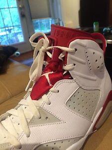 Jordan retro 6 size 10