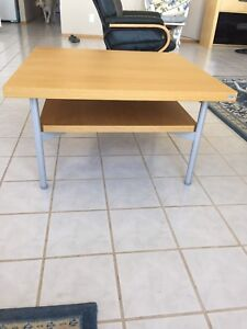 EQ3 coffee table and accent tables *will deliver