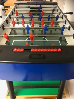 Soccer Ball Size In Queensland Gumtree Australia Free Local - Italian foosball table