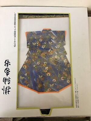 Vintage Japanese Origami Hankerchief