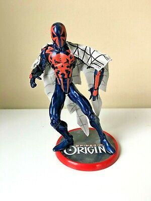Marvel Legends Hasbro Spider-Man Classics Origins Spider-Man 2099 Figure (S)