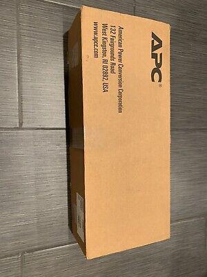 APC Netbotz Rack Monitor 550 1U 6-Port Lan NBRK0550