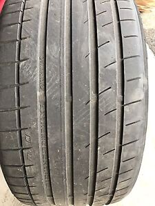 Continental Extreme Contact dw Sport tire (265/30/19)