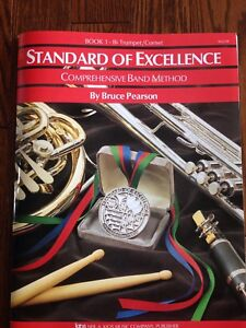Standard of Excellence 1 for Trumpet/ Cornet