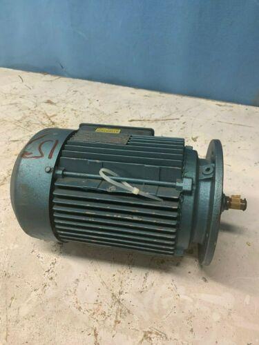 SEW-EURODRIVE MOTOR, DFT100L4, 870055523.02.02.001, 3 PH, 5 HP, 230/460 V