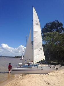 Nacra 5.0 for sale Kedron Brisbane North East Preview