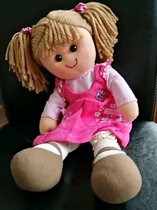 40cm soft doll brand new Meadow Heights Hume Area Preview