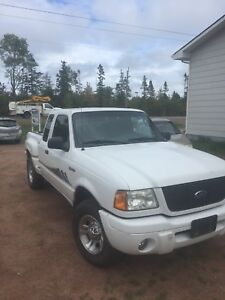 REDUCED Selling 03 ford ranger edge in real good shape